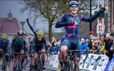 David Dekker wint 2020 editie Dorpenomloop Rucphen